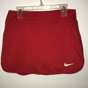 Nike workout skirt